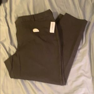Old Navy pixie ankle pants Size 18 NWT